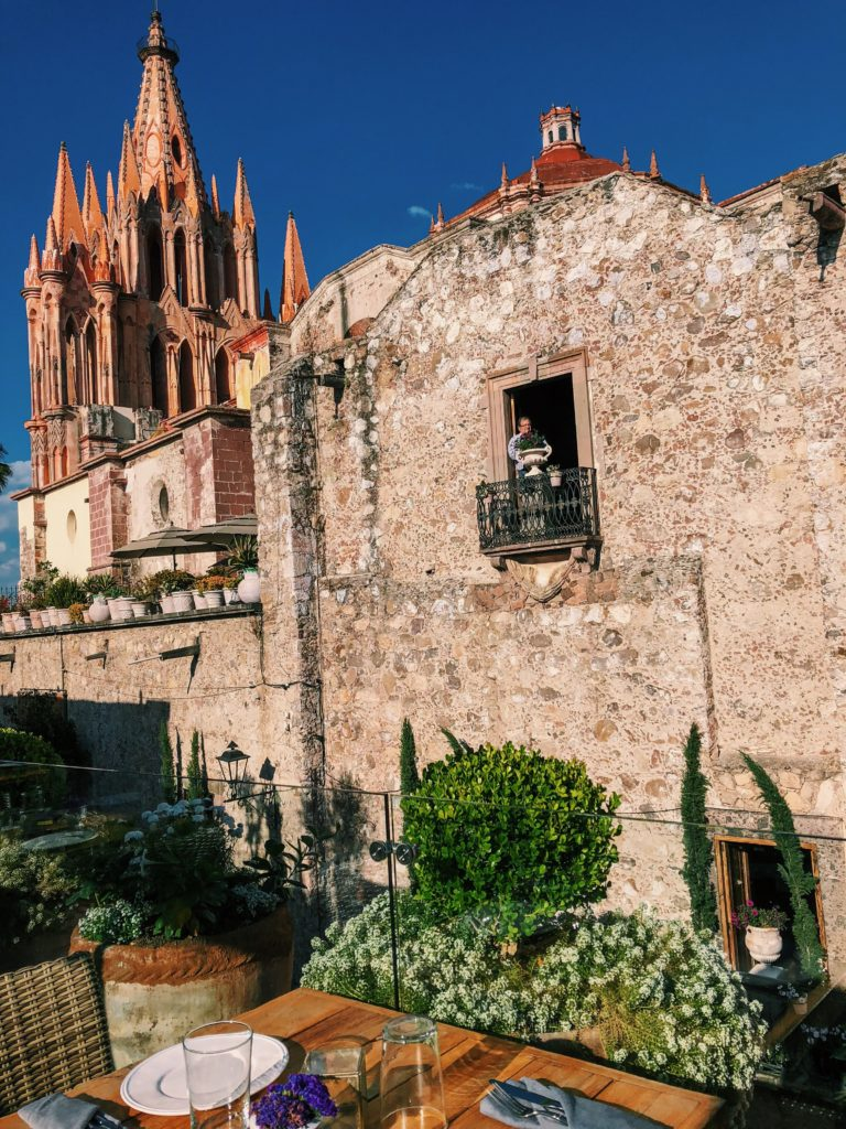 San Miguel De Allende Best Rooftop Terraces